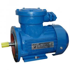 Асинхронный электродвигатель АИМ 63 В4 2ExdeIIBT4 (взрывозащита IM 1081)
