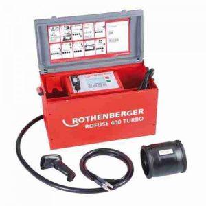Аппарат для электромуфтовой сварки «ROWELD ROFUSE 400 TURBO »