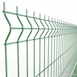 Сварной забор (секция без столба) 3D 50*200 2430