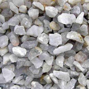 Кварцит дробленый (песок), фракция 2-5 мм