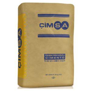 Белый портландцемент Cimsa Cimento Cimsa