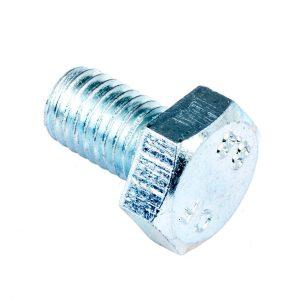 Болт 8х130 DIN 933 оцинкованный (кг)