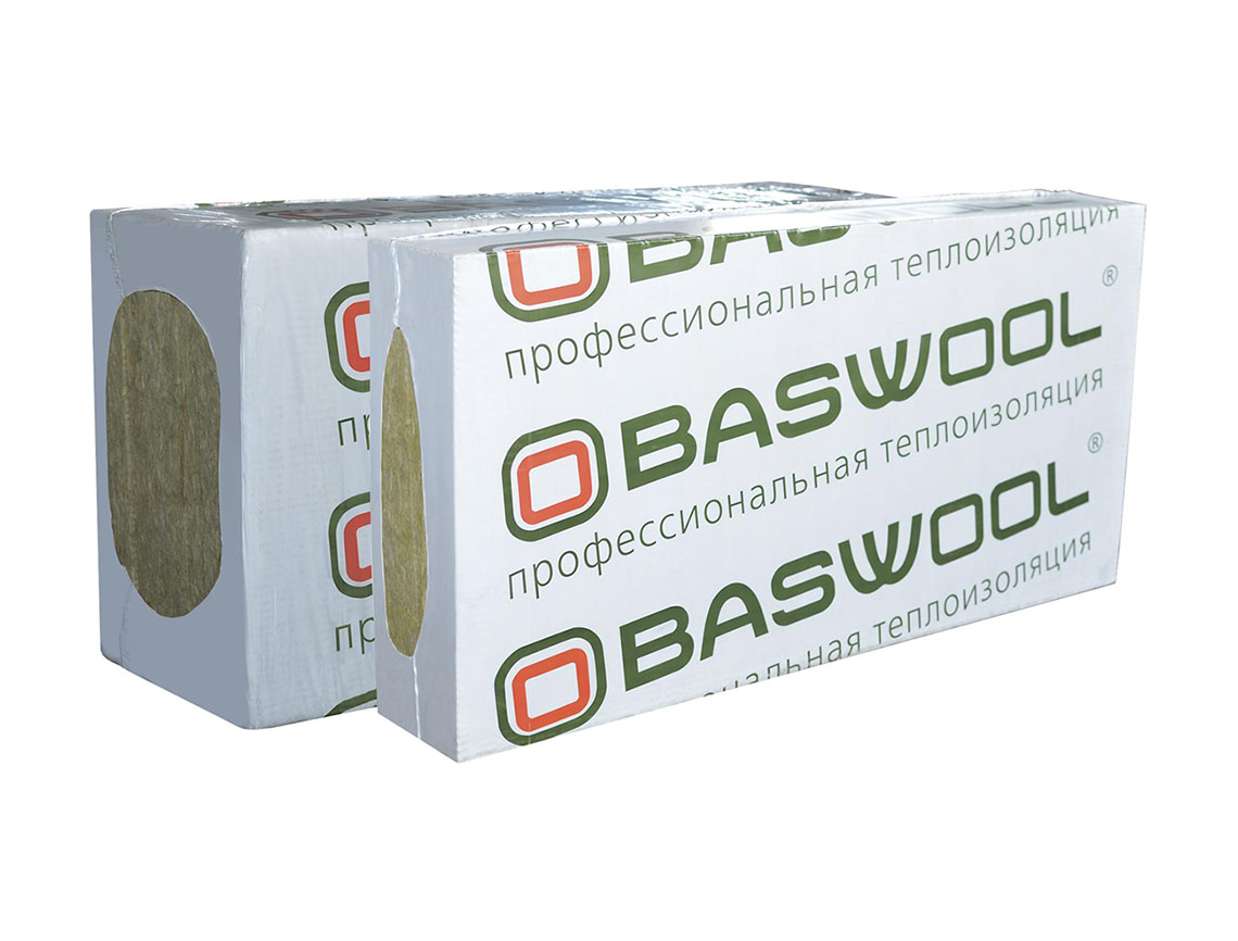 Baswool Лайт 45 1200x600x100 мм