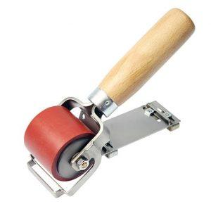 Прикаточный ролик для наварки полос 40 мм leister