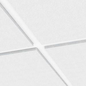 Гигиеническая потолочная акустическая панель Hygiene Clinic E T24 1200х600 15