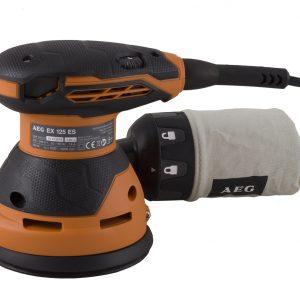 Эксцентриковая шлифовальная машина AEG EX 125 ES