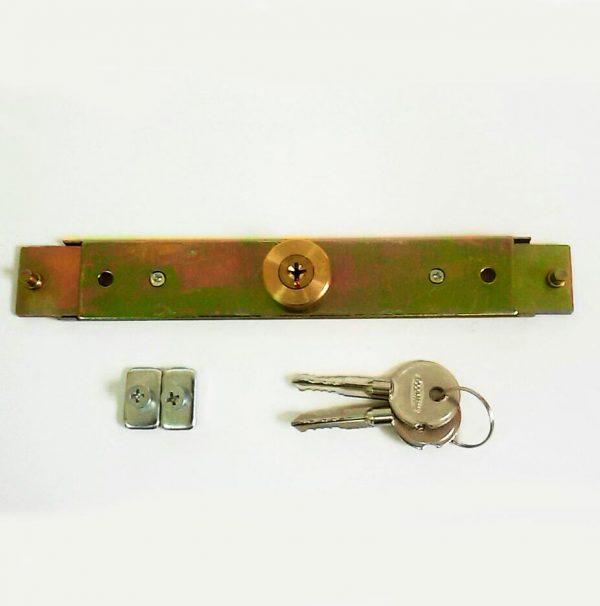 Замок рольставни (ключ) KLA