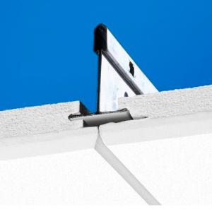 Акустическая потолочная панель с поверхностью Akutext FT Focus Dg 1200x600 20