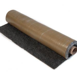 Акустическая мембрана Липлент ЗиВ (1,2 х 2,5 х 13,7мм) минеральная мембрана с войлоком