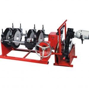 Гидравлический сварочный аппарат для стыковой сварки пластиковых ПНД RMT 180-500