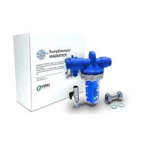 Pump Eliminate Magnatech Магнитно - механический фильтр для удаления шлама и оксида железа