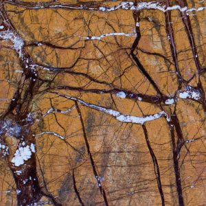 Мрамор на керамике Bidasar Brown 800 х 400