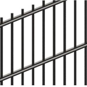 Сварной забор (секция без столба) 2D 50*200 3000