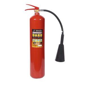 Огнетушитель углекислотный ОУ-5 ВСЕ