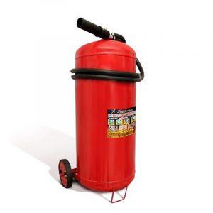 Огнетушитель воздушно-пенный морозостойкий ОВП-100 (з)