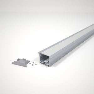 Светильник профильный встраиваемый линейный Linea inner 63