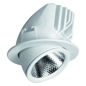 Встраиваемый светодиодный светильник Arte Lamp Cardani A1212PL-1WH