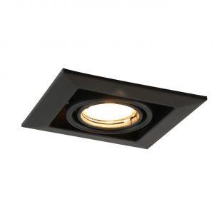 Встраиваемый светильник Arte Lamp Cardani Piccolo A5941PL-1BK