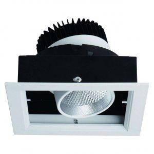 Встраиваемый светодиодный светильник Arte Lamp Cardani A1712PL-1WH