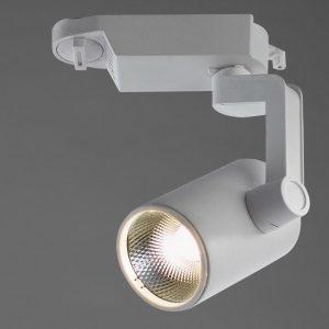 Трековый светодиодный светильник Arte Lamp Traccia A2320PL-1WH