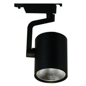 Трековый светодиодный светильник Arte Lamp Traccia A2320PL-1BK