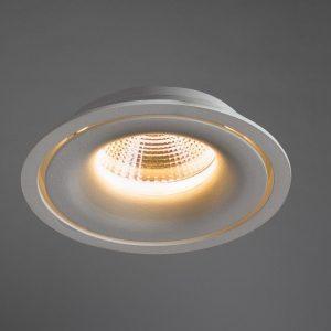 Встраиваемый светодиодный светильник Arte Lamp Apertura A3307PL-1WH