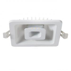 Встраиваемый светодиодный светильник Arte Lamp Canopo A7243PL-2WH