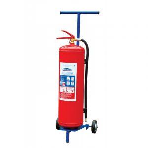 Огнетушитель воздушно-эмульсионный морозостойкий ОВЭ-10(з)-АВСЕ-02