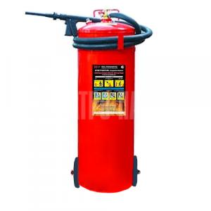 Огнетушитель воздушно-эмульсионный морозостойкий ОВЭ-80(З)-АВСЕ-02