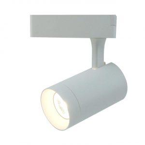 Трековый светодиодный светильник Arte Lamp Soffitto A1710PL-1WH