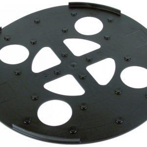 Пластиковая подставка D=370мм черная
