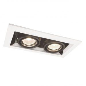 Встраиваемый светильник Arte Lamp Technika A5941PL-2WH