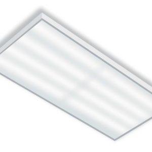Светодиодный светильник 'ВАРТОН' Премиум (с диодами 0,1W) встраиваемый/накладной 1195*295*50мм 36 ВТ