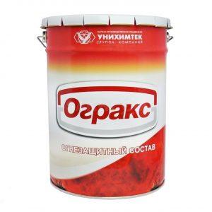 Огнезащитная краска для кабеля внутри и снаружи помещений ОГРАКС-ВВ