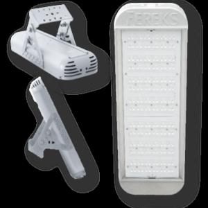 Промышленный светильник на кронштейне ДПП 07-208-50-Д120