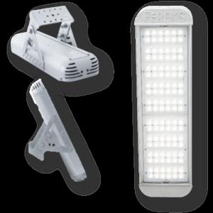 Промышленный светильник на кронштейне ДПП 07-234-50-Д120