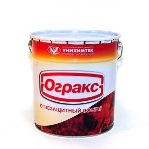 Огнезащитный состав ОГРАКС В-СК