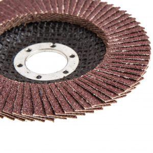 Круг лепестковый торцевой P80 125