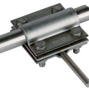 Контактная клемма для глубинных заземлителей St/tZn, D=20-30 мм