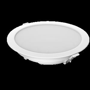 Светодиодный светильник 'ВАРТОН' DL-Basic встраиваемый 230х48мм (монтаж.отв. 200мм) 30Вт 4000К