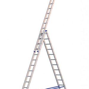 Лестница - стремянка 3х13 (3х3500х5730х8910) 22кг