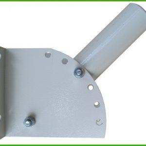 Кронштейн для светильников настенный КР-3 регулируемый