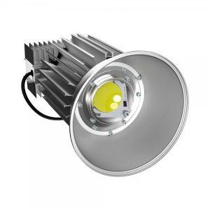 Высокотемпературный светильник ПромЛед ПРОФИ v2.0-100 +60°С Внешний драйвер