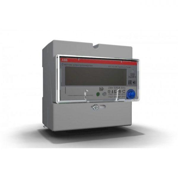 Счётчик многотарифный 1-4 3*230/400 5(10)А класс точности 1/2 ЖКИ PLC RS485 Меркурий 236 ART