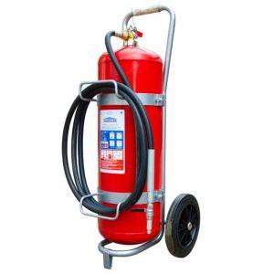 Огнетушитель воздушно-эмульсионный морозостойкий ОВЭ-50(З)-АВСЕ-02