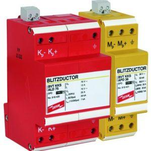 BLITZDUCTOR VT УЗИП комбинированное для цепей измерения напряжения систем катодной защиты 36 В