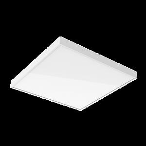 Светодиодный светильник 'ВАРТОН' A70 офисный встраиваемый/накладной 595*595*50мм 36 ВТ