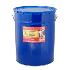 Огнезащитная органоразбавляемая краска КЕДР-МЕТ-КО R45 - R120