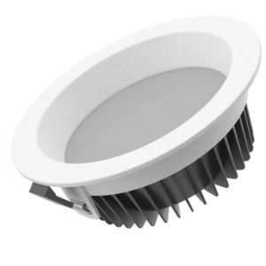 Cветильник светодиодный «ВАРТОН» Downlight круглый встроенный 116*48 11W 3000K