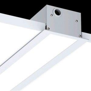 Светодиодный светильник G-LINE «ВАРТОН» 1174х100х80мм 54 Вт